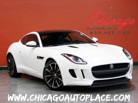 2015 Jaguar F-TYPE for sale at Chicago Auto Place in Bensenville IL