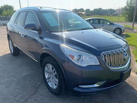2013 Buick Enclave for sale at JEFF LEE AUTOMOTIVE in Glasgow KY