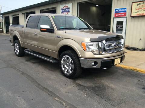2012 Ford F-150 for sale at TRI-STATE AUTO OUTLET CORP in Hokah MN