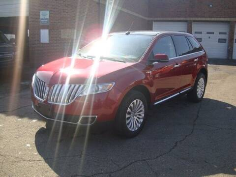2013 Lincoln MKX for sale at MOTORAMA INC in Detroit MI