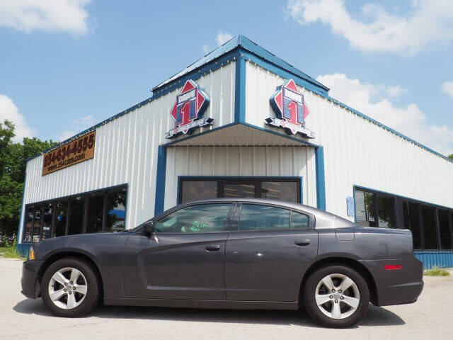 2013 Dodge Charger for sale at DRIVE 1 OF KILLEEN in Killeen TX