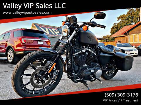2017 Harley-Davidson XL883 for sale at Valley VIP Auto Sales LLC in Spokane Valley WA