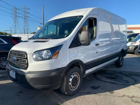 2019 Ford Transit Cargo for sale at Best Buy Quality Cars in Bellflower CA