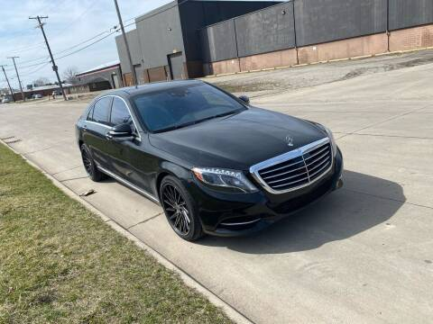 2014 Mercedes-Benz S-Class for sale at M-97 Auto Dealer in Roseville MI
