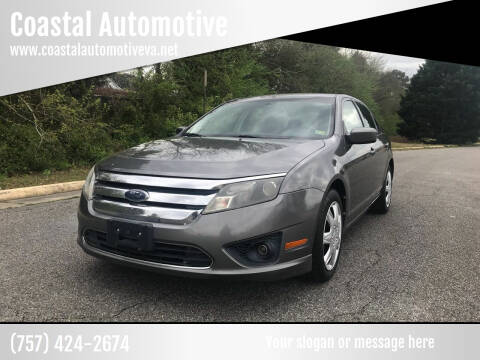 2010 Ford Fusion for sale at Coastal Automotive in Virginia Beach VA