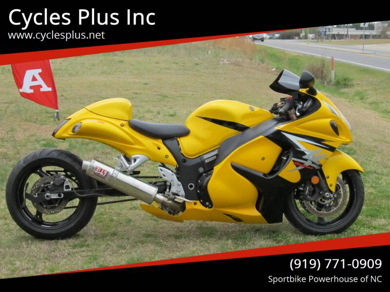 2008 Suzuki Hayabusa for sale at Cycles Plus Inc in Garner NC