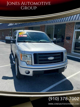 2009 Ford F-150 for sale at Jones Automotive Group in Jacksonville NC