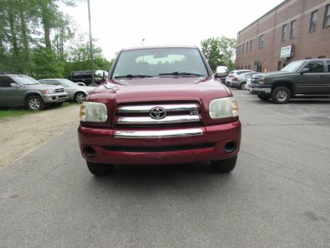 2006 Toyota Tundra for sale at Heritage Truck and Auto Inc. in Londonderry NH