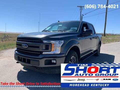 2019 Ford F-150 for sale at Tim Short Chrysler in Morehead KY