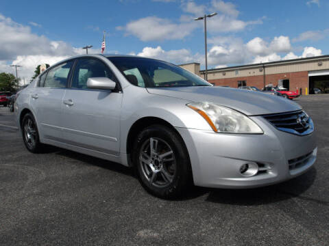 2012 Nissan Altima for sale at TAPP MOTORS INC in Owensboro KY