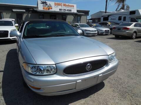 2001 Buick LeSabre for sale at DMC Motors of Florida in Orlando FL