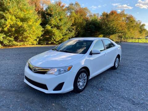 2014 Toyota Camry for sale at Fournier Auto and Truck Sales in Rehoboth MA