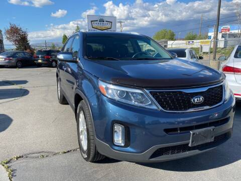 2015 Kia Sorento for sale at CarSmart Auto Group in Murray UT