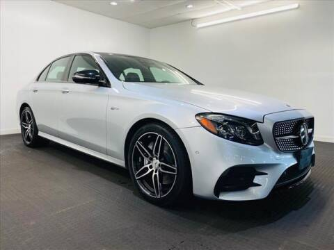 2018 Mercedes-Benz E-Class for sale at Champagne Motor Car Company in Willimantic CT