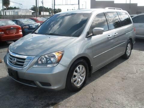 2008 Honda Odyssey for sale at Priceline Automotive in Tampa FL