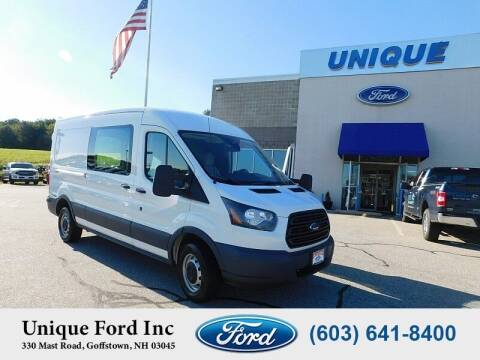 2015 Ford Transit Cargo for sale at Unique Motors of Chicopee - Unique Ford in Goffstown NH