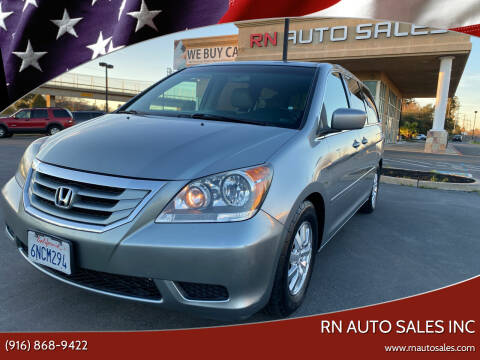 2010 Honda Odyssey for sale at RN Auto Sales Inc in Sacramento CA