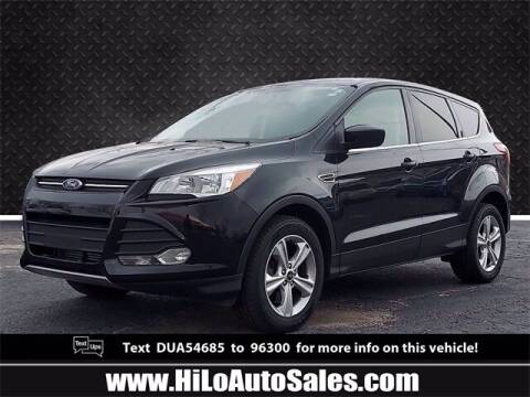 2013 Ford Escape for sale at Hi-Lo Auto Sales in Frederick MD
