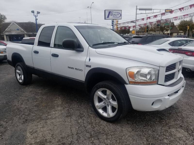 2006 Dodge Ram Pickup 1500 for sale at 1st Quality Auto in Milwaukee WI