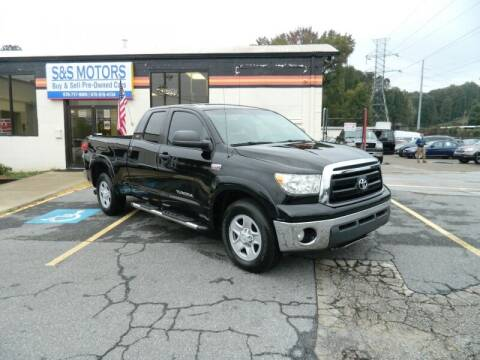 2008 Toyota Tundra for sale at S & S Motors in Marietta GA