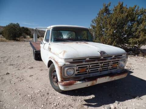 1964 Ford F-350 Super Duty for sale at Classic Car Deals in Cadillac MI