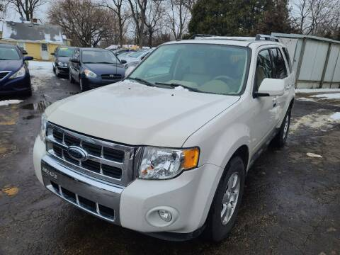 2009 Ford Escape for sale at Steve's Auto Sales in Madison WI