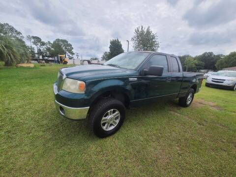 2007 Ford F-150 for sale at Lakeview Auto Sales LLC in Sycamore GA