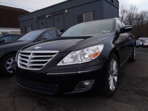 2009 Hyundai Genesis for sale at All State Auto Sales in Morrisville PA
