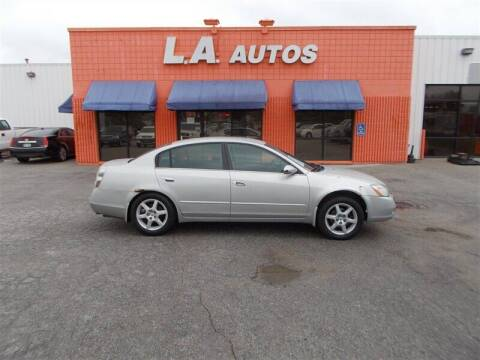 2004 Nissan Altima for sale at L A AUTOS in Omaha NE