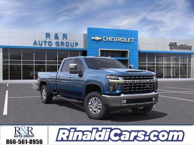 2022 Chevrolet Silverado 3500HD for sale in Schuylkill Haven, PA