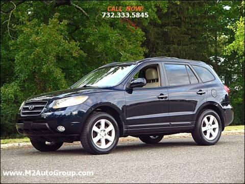 2009 Hyundai Santa Fe for sale at M2 Auto Group Llc. EAST BRUNSWICK in East Brunswick NJ