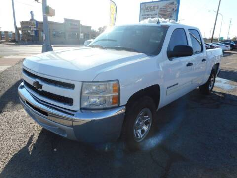 2013 Chevrolet Silverado 1500 for sale at AUGE'S SALES AND SERVICE in Belen NM
