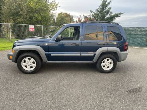 2005 Jeep Liberty for sale at Primo Auto Sales in Tacoma WA