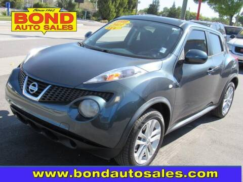 2013 Nissan JUKE for sale at Bond Auto Sales in St Petersburg FL