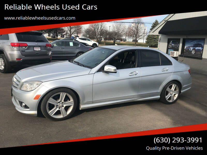 2010 Mercedes-Benz C-Class for sale at Reliable Wheels Used Cars in West Chicago IL