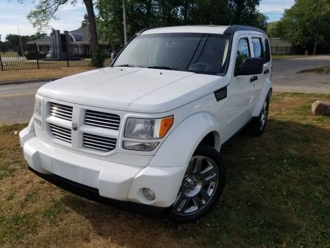 2011 Dodge Nitro for sale at RBM AUTO BROKERS in Alsip IL