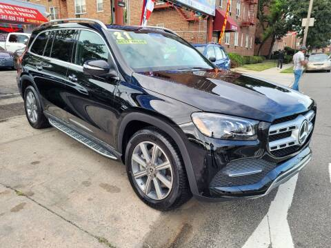 2021 Mercedes-Benz GLS for sale at LIBERTY AUTOLAND INC in Jamaica NY