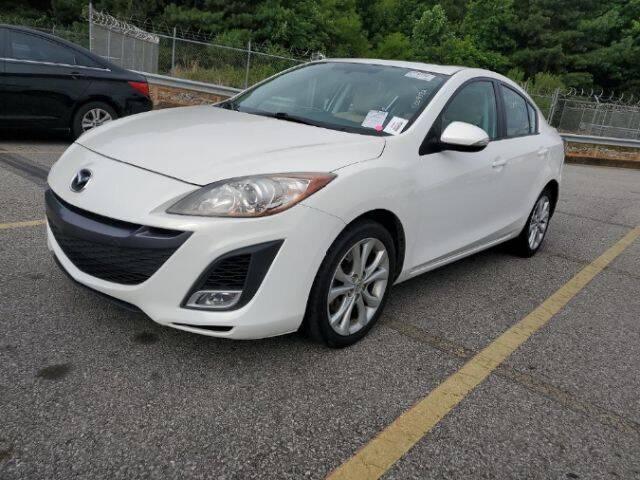 2010 Mazda MAZDA3 for sale at Cross Automotive in Carrollton GA