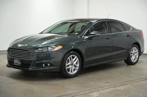 2015 Ford Fusion for sale at Modern Motorcars in Nixa MO