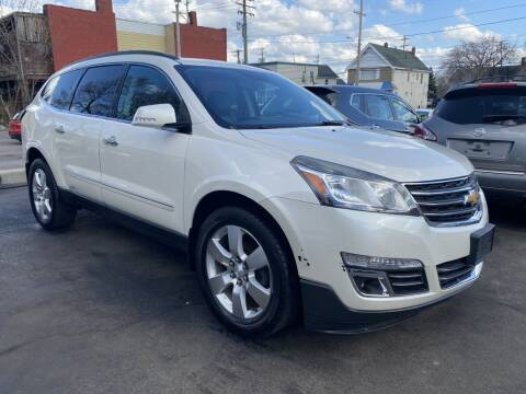 2013 Chevrolet Traverse for sale at DRIVE TREND in Cleveland OH