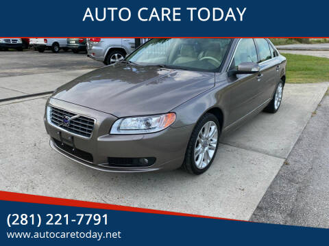 2007 Volvo S80 for sale at AUTO CARE TODAY in Spring TX