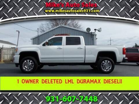 2015 GMC Sierra 2500HD for sale at Mike's Auto Sales in Shelbyville TN