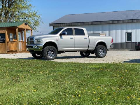 2017 RAM Ram Pickup 2500 for sale at CMC AUTOMOTIVE in Roann IN