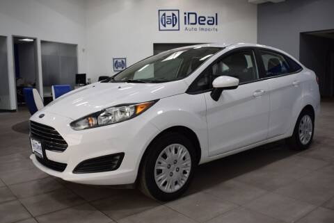 2019 Ford Fiesta for sale at iDeal Auto Imports in Eden Prairie MN