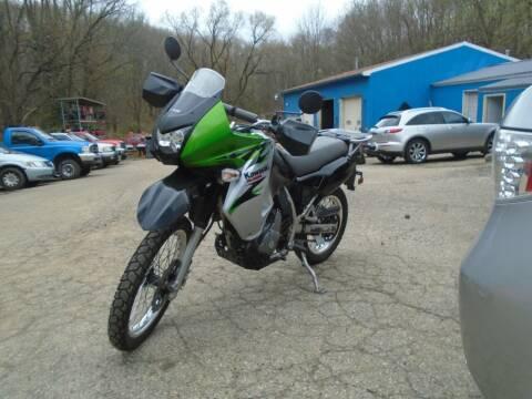 2008 Kawasaki KLR650 for sale at Michigan Auto Sales in Kalamazoo MI