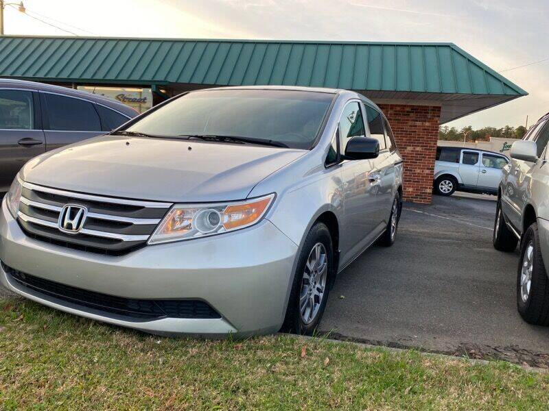 2011 Honda Odyssey for sale at Main Street Auto LLC in King NC