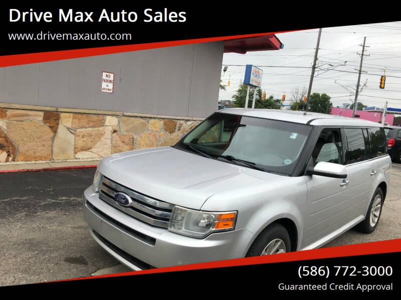 2011 Ford Flex for sale at Drive Max Auto Sales in Warren MI