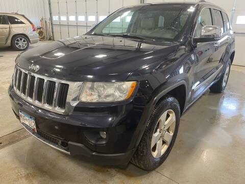 2013 Jeep Grand Cherokee for sale at RDJ Auto Sales in Kerkhoven MN