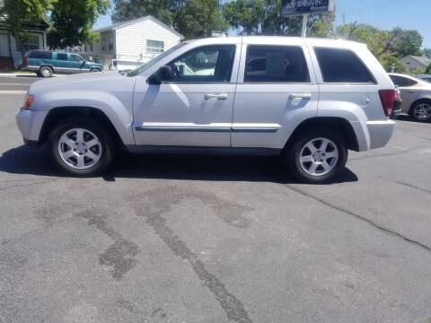 2008 Jeep Grand Cherokee for sale at BRAMBILA MOTORS in Pocatello ID