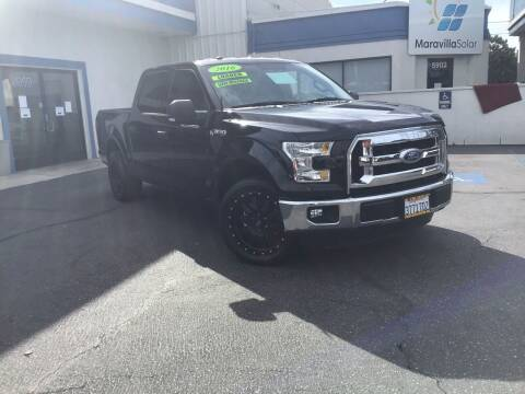 2016 Ford F-150 for sale at Lucas Auto Center in South Gate CA